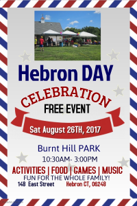 HEBRON DAY FLYER